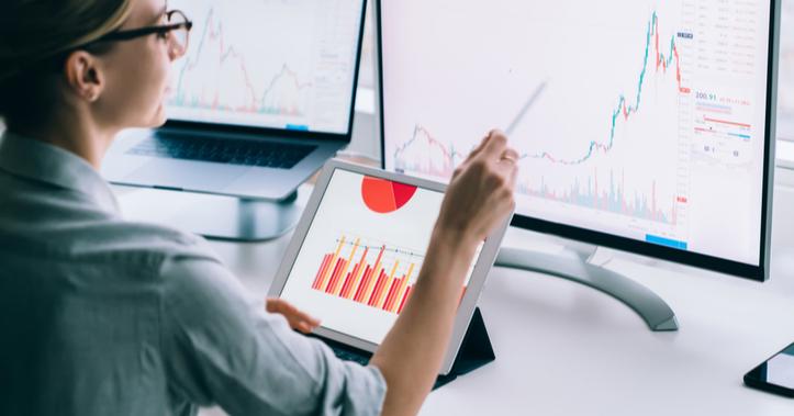 analítca de datos en la banca